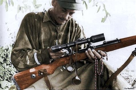German sniper with Mauser rifle   Flickr - Photo Sharing!