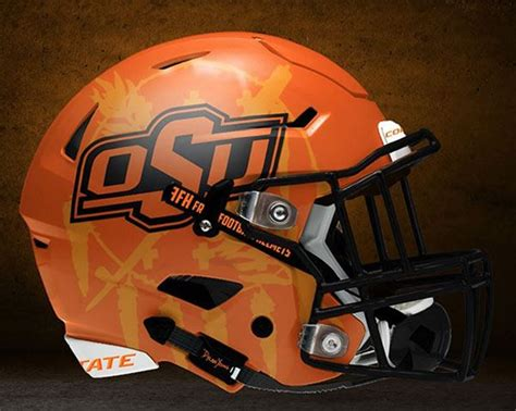 The Best College Football Alternate Helmet Concepts – Page 15