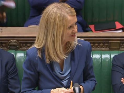Esther McVey forced to apologise for 'inadvertently