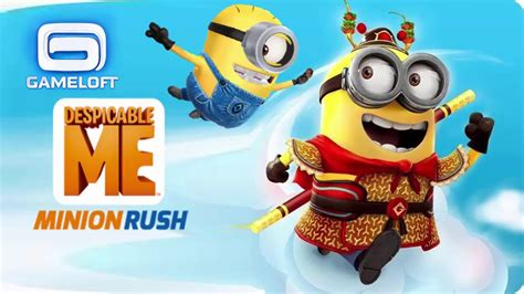Despicable Me: Minion Rush - Chinese Celebrations - Update