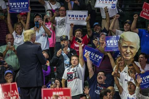 5 takeaways from Donald Trump's rally in Everett | The