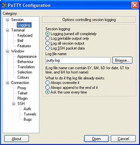 PuTTY Portable - Download - CHIP