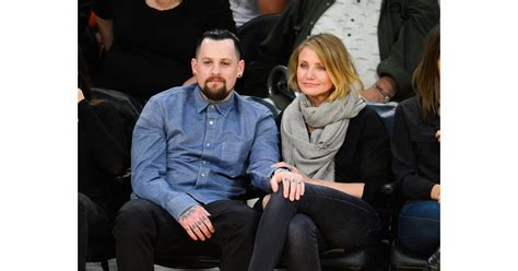 Cameron Diaz and Benji Madden   Celebrities Who Pulled Off