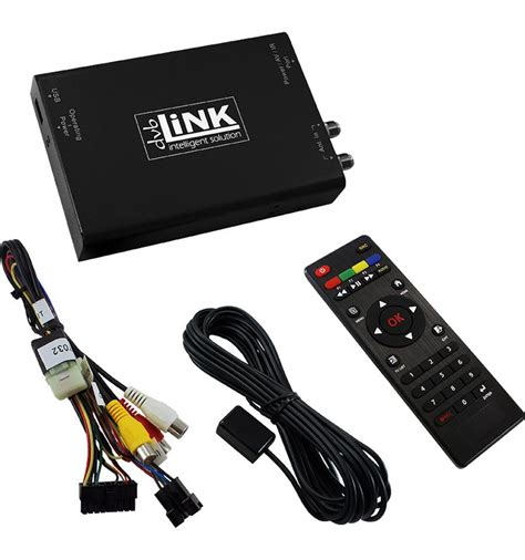 Dual DVB-T2 tuner with USB audio/video player