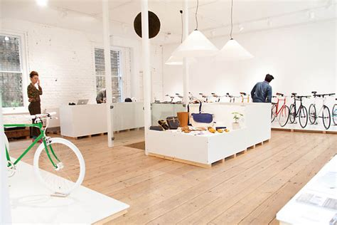 » Tokyobike store by Glass Hill, London