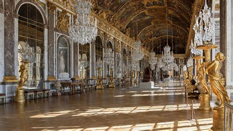 Hall Of Mirrors Palace Of Versailles : Wallpapers13
