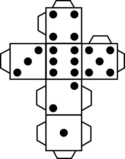 Dice Die Cube · Free vector graphic on Pixabay
