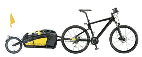 New Take On The Bicycle Cargo Trailer: The Topeak Journey