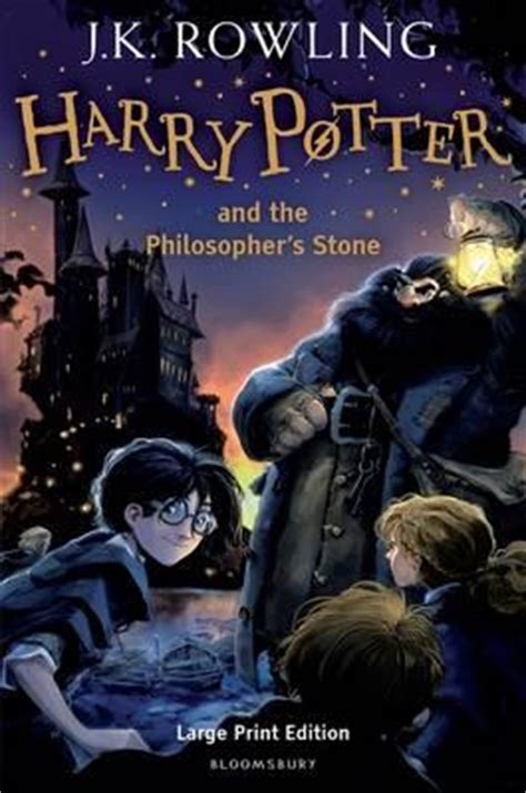 Harry Potter and the Philosopher's Stone : J