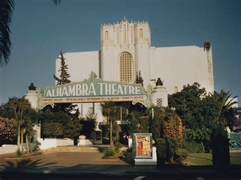 Alhambra Theatre Is Remembered In Documentary Screening