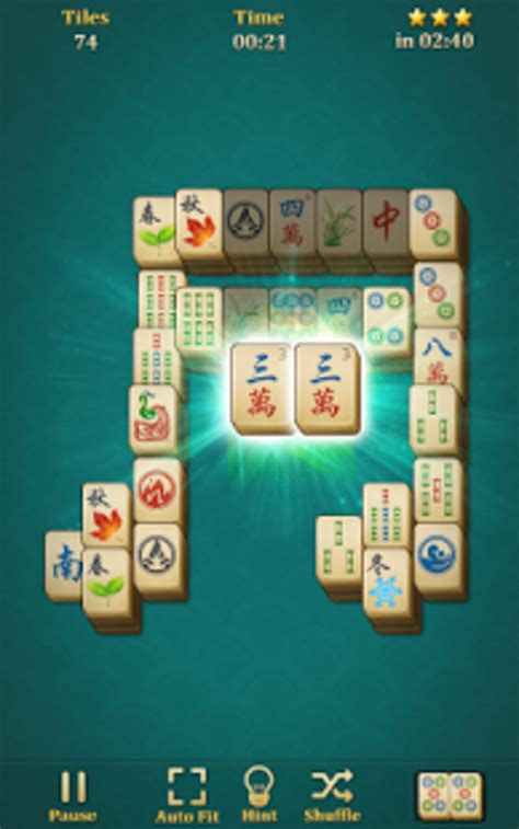 Mahjong Solitaire Classic for Android - Download
