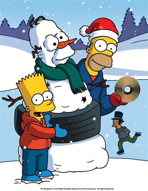 Film · The Simpsons - X-Mas with The Simpsons · Fotoshow