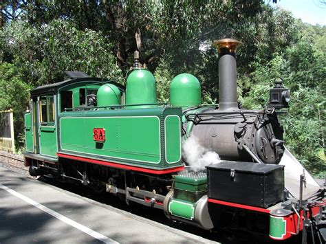 Puffing Billy Railway - Train Prices, Ticket Booking, Map