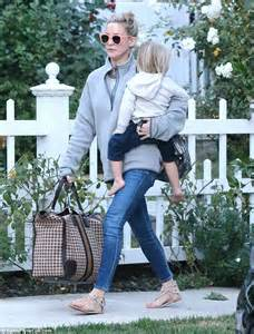 Kate Hudson enjoys quality time with in-laws and her