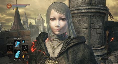 [DS3] Female - Pyra : SoulsSliders