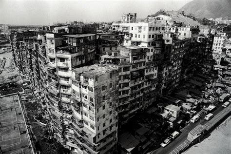 Kowloon Walled City: Reale Inspiration für fiktionale