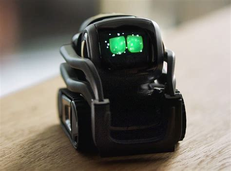 Review: Anki's Vector Robot Isn't the Smartest AI, but He