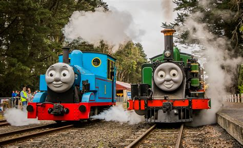 Day Out With Thomas TM - Puffing Billy