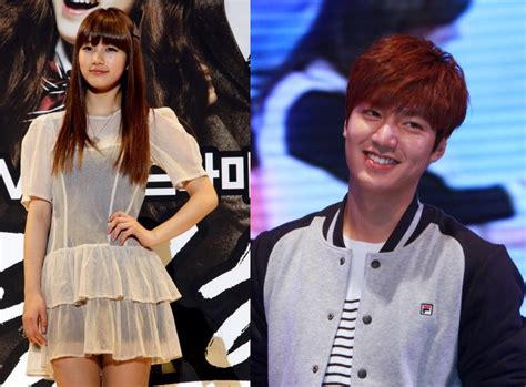 Lee Min Ho and Suzy Bae dating: Miss A singer gushes about