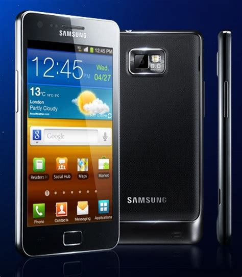 Galaxy S2 I9100P (NFC Variant) Receives XXLSS Android 4