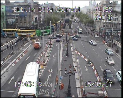 Watch live streaming webcams from Dublin, Ireland