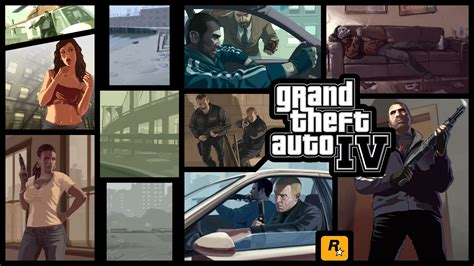 A Mix of GTA (Grand Theft Auto) Wallpapers | C Town Gaming