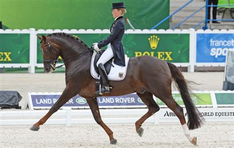Olympic dressage star ready to take teenager to grand prix