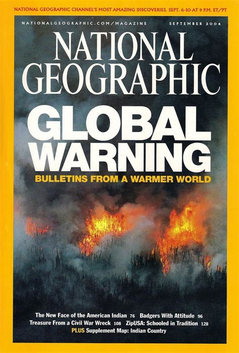 September 2004 - National Geographic   National geographic