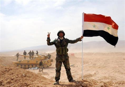 Syrian Army, Hezbollah cutoff US-backed rebels from Deir
