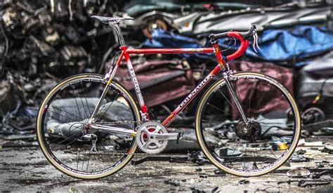 Review: Colnago Master   Fiets