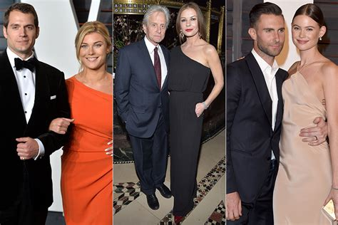 Gallery: celebrity couples with a big age difference - Photo 1