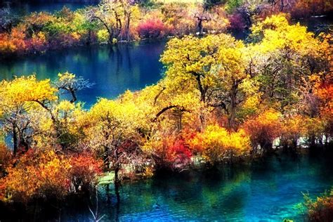 Top 10 Places to See Autumn Scenery in China   China Whisper