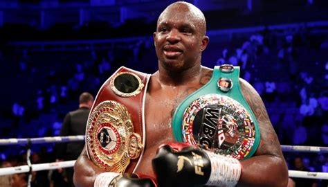 Boxing: Dillian Whyte slams 'utterly ridiculous' Anthony